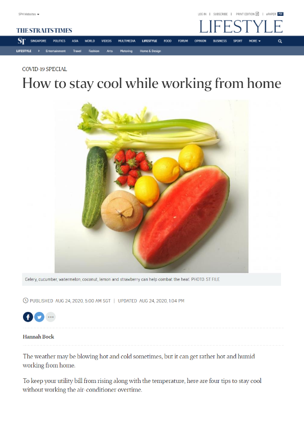 How To Stay Cool While Working From Home-thumbnail